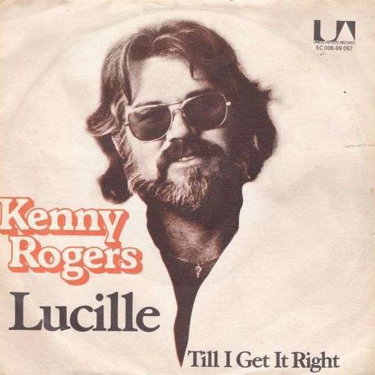 Coverafbeelding Lucille - Kenny Rogers