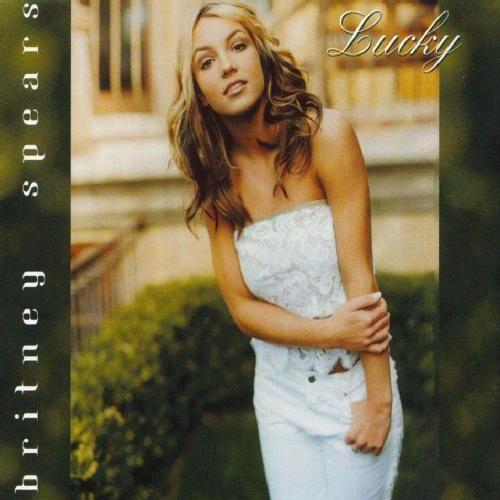 Coverafbeelding Britney Spears - Lucky