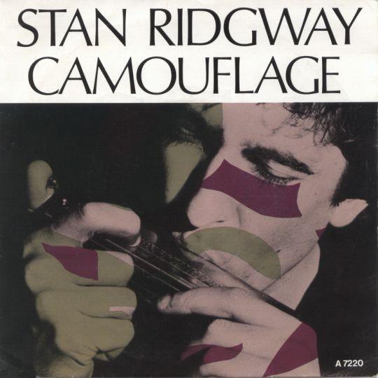 Coverafbeelding Stan Ridgway - Camouflage