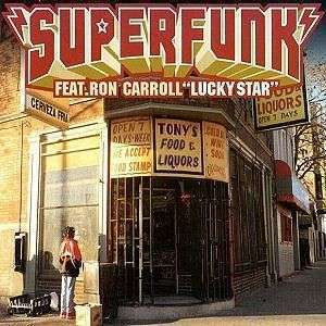 Coverafbeelding Superfunk feat. Ron Carroll - Lucky Star