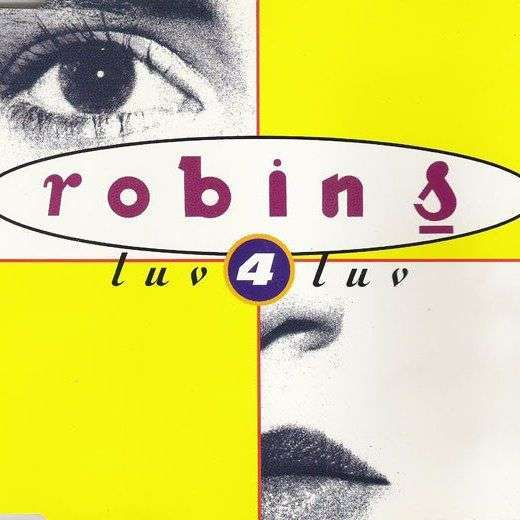 Coverafbeelding Luv 4 Luv - Robin S