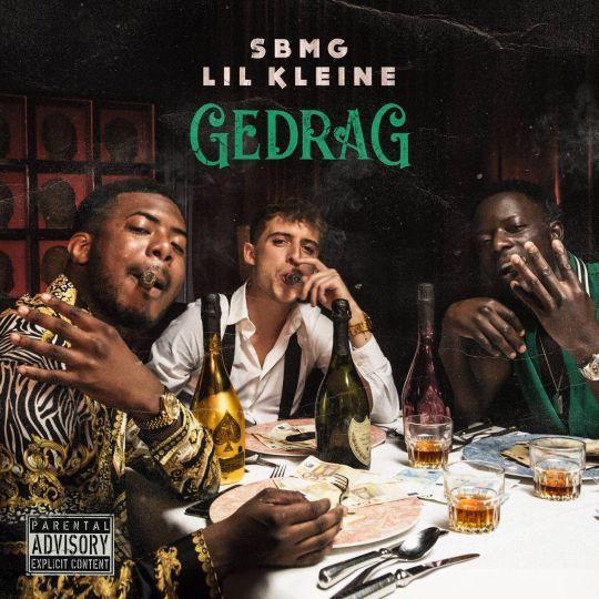 Coverafbeelding Gedrag - Sbmg & Lil Kleine
