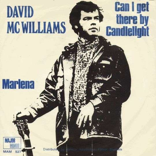 Coverafbeelding Can I Get There By Candlelight - David Mc Williams