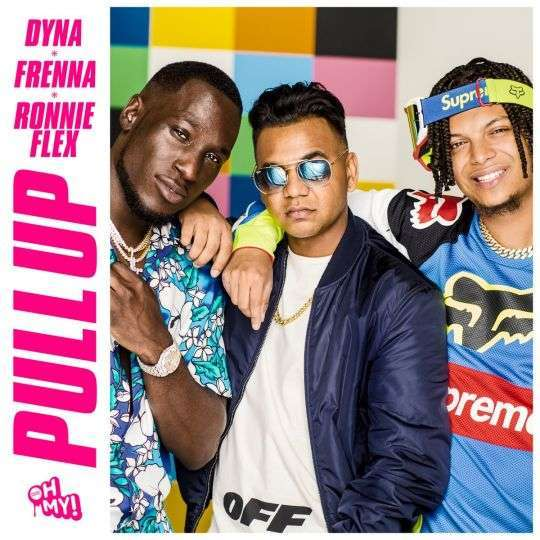 Coverafbeelding Dyna & Frenna & Ronnie Flex - Pull up