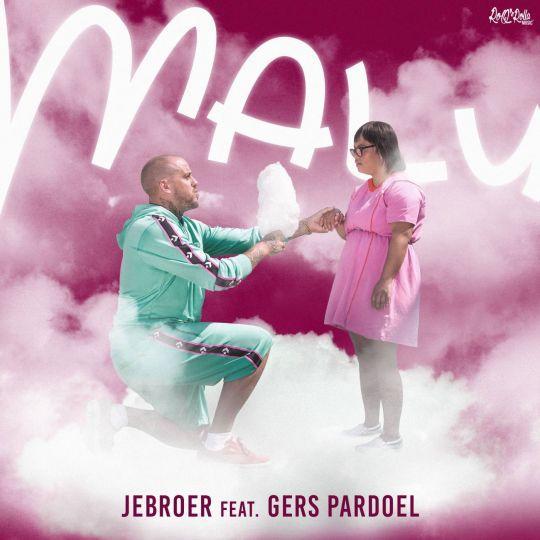 Coverafbeelding Malu - Jebroer Feat. Gers Pardoel