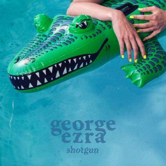Coverafbeelding Shotgun - George Ezra