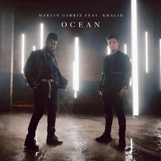 Coverafbeelding Ocean - Martin Garrix Feat. Khalid