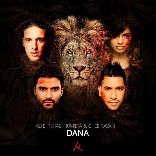 Coverafbeelding Dana - Ali B, R3hab, Numidia & Cheb Rayan
