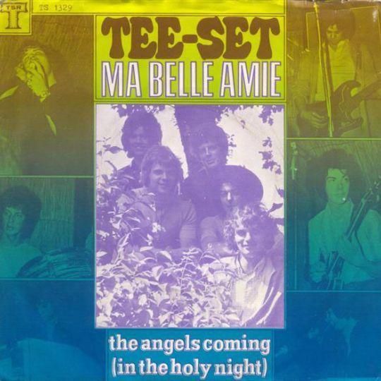 Coverafbeelding Ma Belle Amie - Tee-set