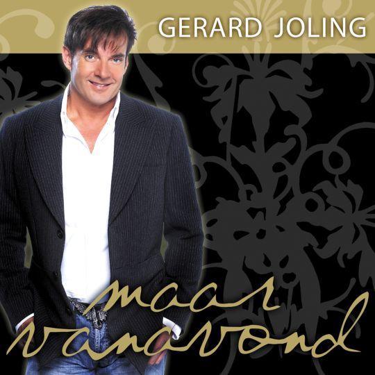 Coverafbeelding Maar Vanavond - Gerard Joling