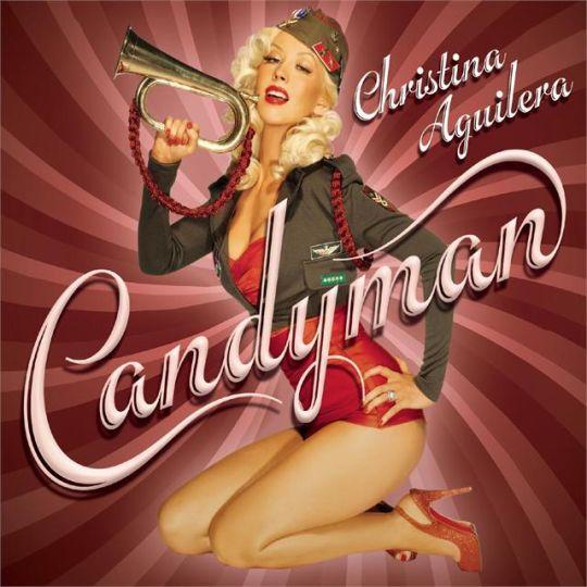 Coverafbeelding Candyman - Christina Aguilera