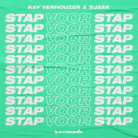 Coverafbeelding Stap Voor Stap - Kav Verhouzer & Sjaak