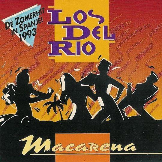Coverafbeelding Macarena - Los Del Rio