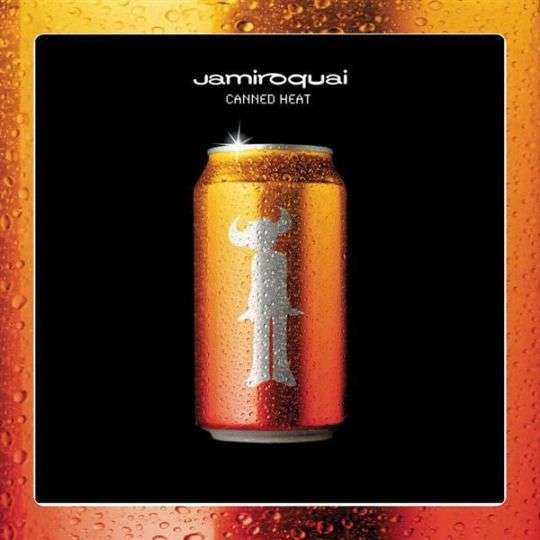 Coverafbeelding Canned Heat - Jamiroquai