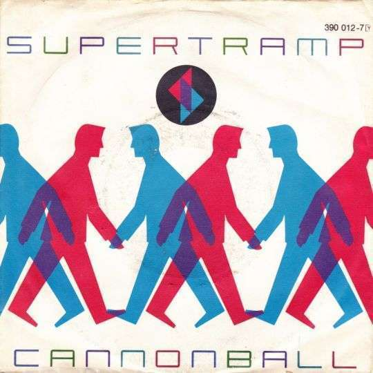 Coverafbeelding Cannonball - Supertramp