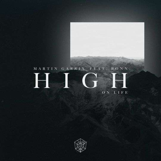 Coverafbeelding Martin Garrix feat. Bonn - High on life