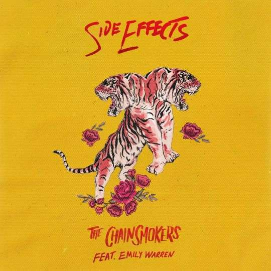Coverafbeelding Side Effects - The Chainsmokers Feat. Emily Warren
