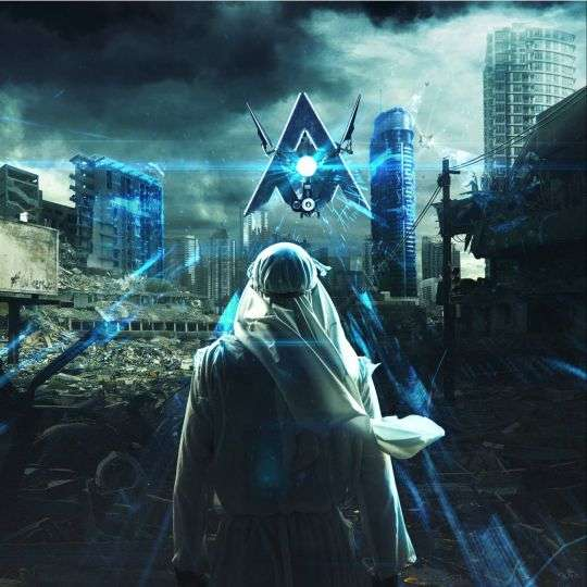 Coverafbeelding Alan Walker & Au/Ra & Tomine Harket - Darkside