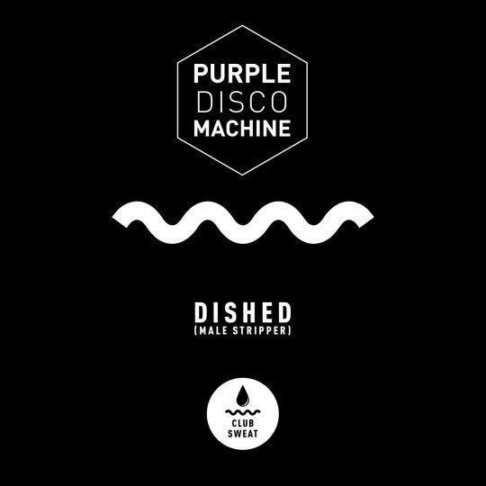 Coverafbeelding Dished (Male Stripper) - Purple Disco Machine