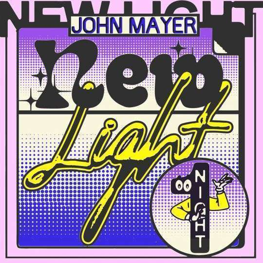 Coverafbeelding New Light - John Mayer
