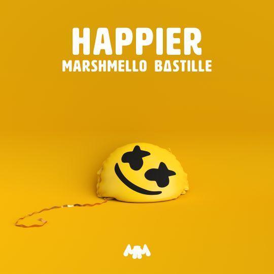 Coverafbeelding Marshmello & Bastille - Happier