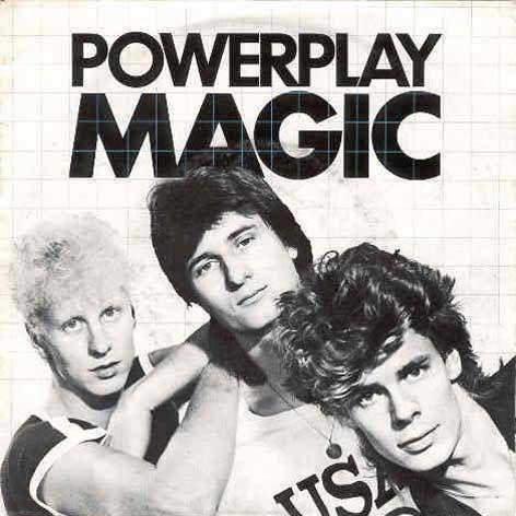 Coverafbeelding Magic - Powerplay