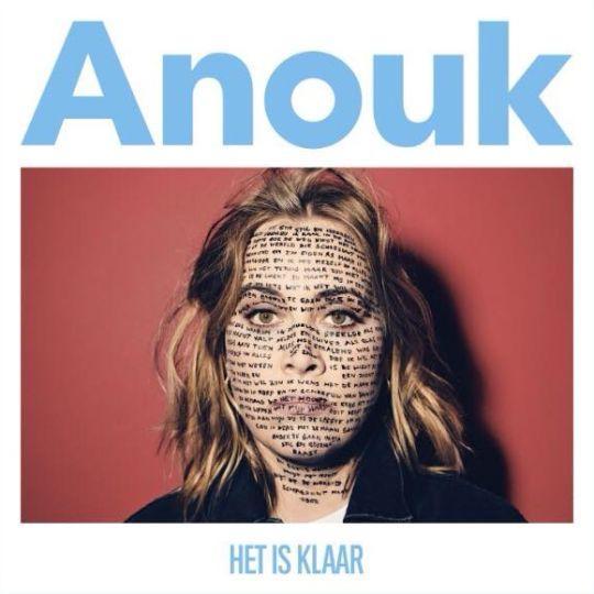 Coverafbeelding Anouk - Het is klaar