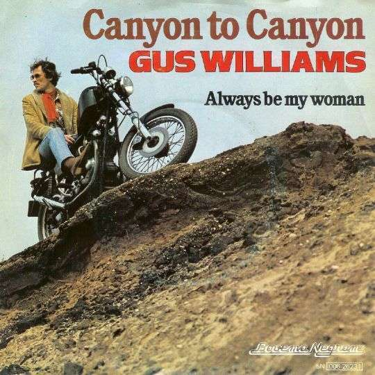 Coverafbeelding Gus Williams - Canyon To Canyon