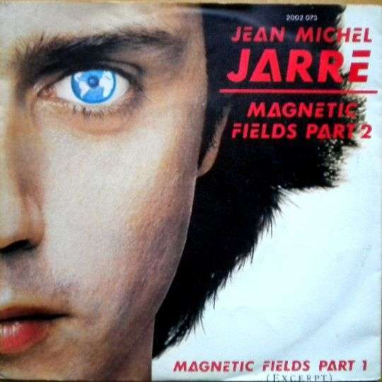 Coverafbeelding Magnetic Fields Part 2 - Jean Michel Jarre