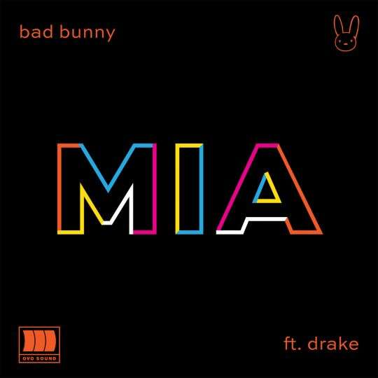 Coverafbeelding Bad Bunny ft. Drake - Mia