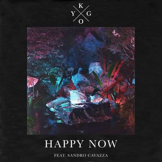 Coverafbeelding Kygo feat. Sandro Cavazza - Happy Now