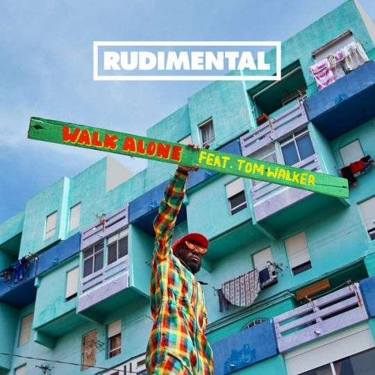 Coverafbeelding Walk Alone - Rudimental Feat. Tom Walker