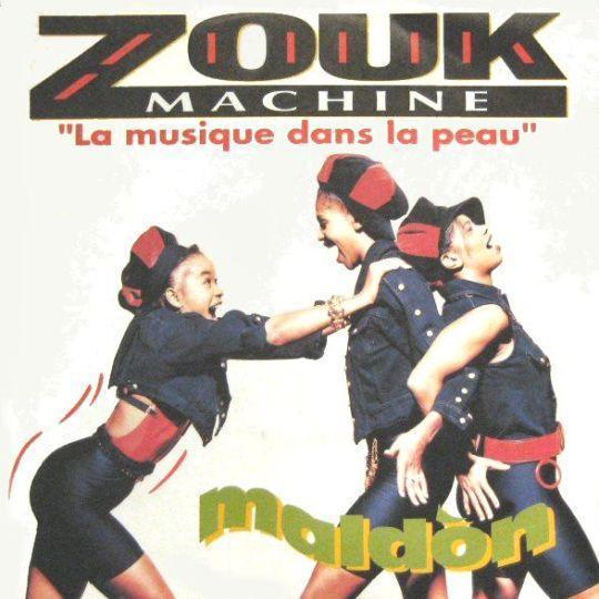 Coverafbeelding Zouk Machine - Maldòn