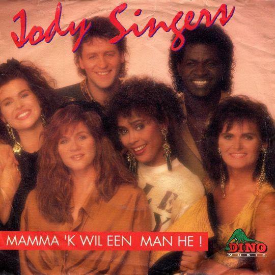 Coverafbeelding Mamma 'k Wil Een Man He! - Jody Singers
