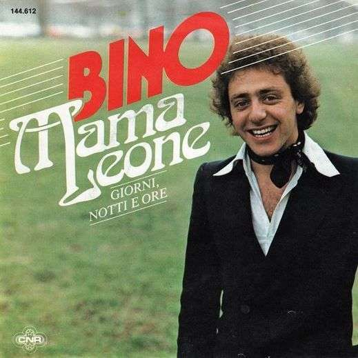 Coverafbeelding Bino - Mama Leone
