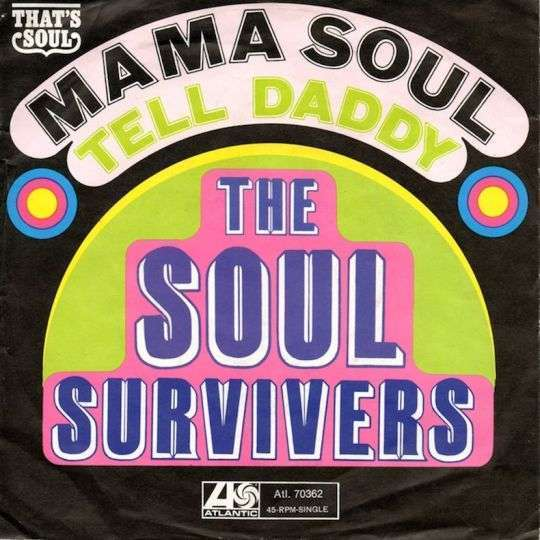 Coverafbeelding The Soul Survivers - Mama Soul