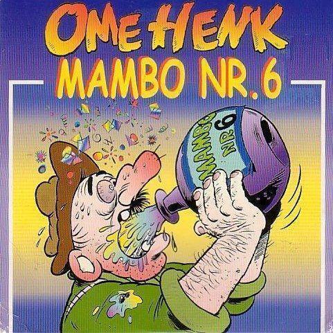 Coverafbeelding Mambo Nr. 6 - Ome Henk