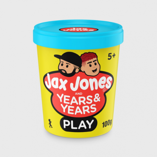 Coverafbeelding Play - Jax Jones And Years & Years