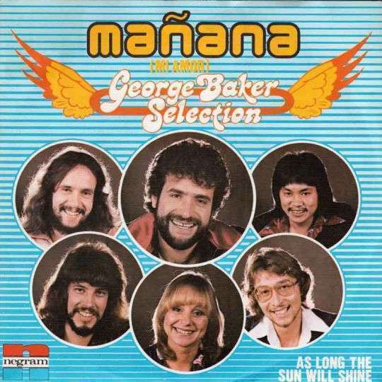 Coverafbeelding Ma�ana (Mi Amor) - George Baker Selection