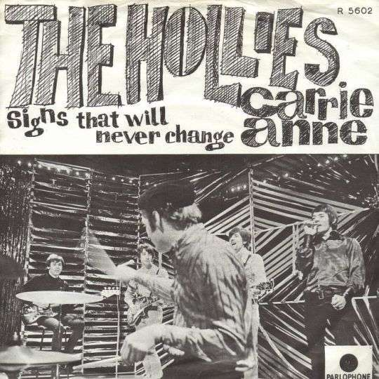 Coverafbeelding Carrie Anne - The Hollies