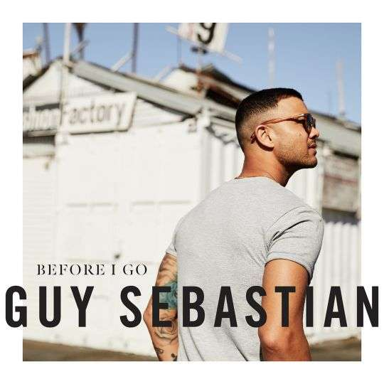 Coverafbeelding Guy Sebastian - Before I Go