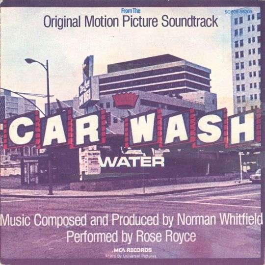 Coverafbeelding Carwash - Rose Royce