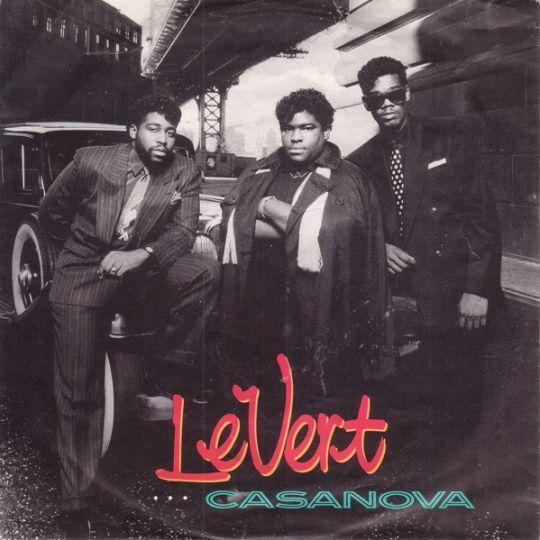 Coverafbeelding LeVert - Casanova