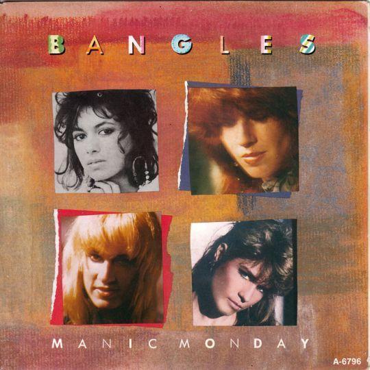 Coverafbeelding Manic Monday - Bangles