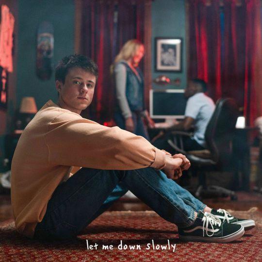 Coverafbeelding Let Me Down Slowly - Alec Benjamin / Alec Benjamin + Alessia Cara