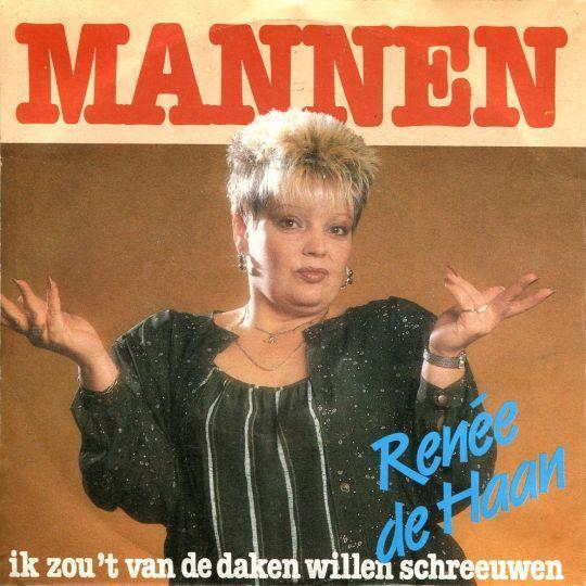 Coverafbeelding Mannen - Renée De Haan