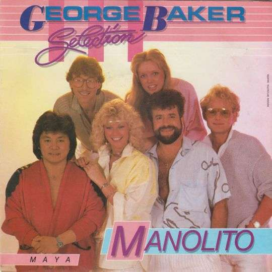 Coverafbeelding Manolito - George Baker Selection