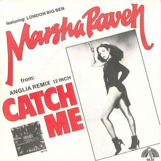 Coverafbeelding Marsha Raven featuring: London Big Ben - Catch Me