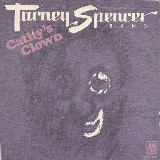 Coverafbeelding The Tarney Spencer Band - Cathy's Clown