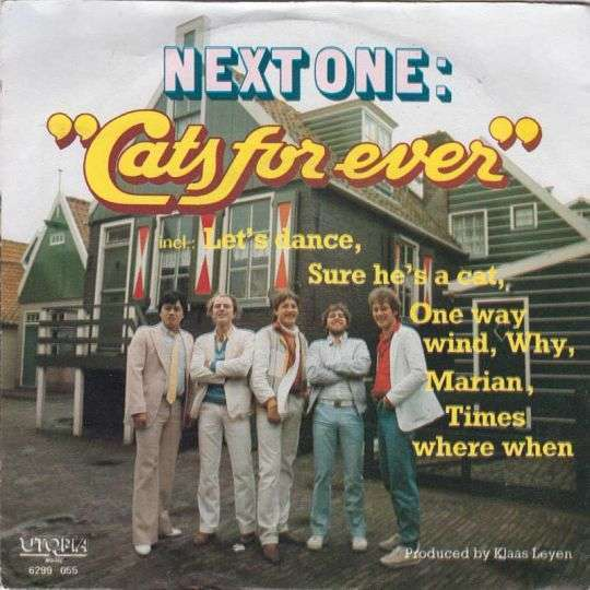 Coverafbeelding Cats For Ever - Next One